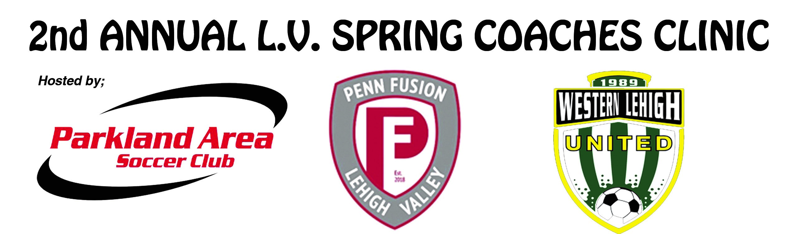 2nd Annual L.V. Spring Coaches Clinic